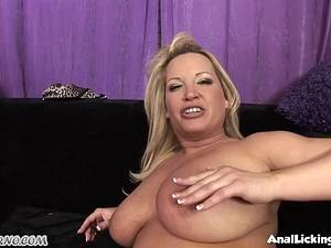 Busty mom and her horny daughter get fucked on the porn casting